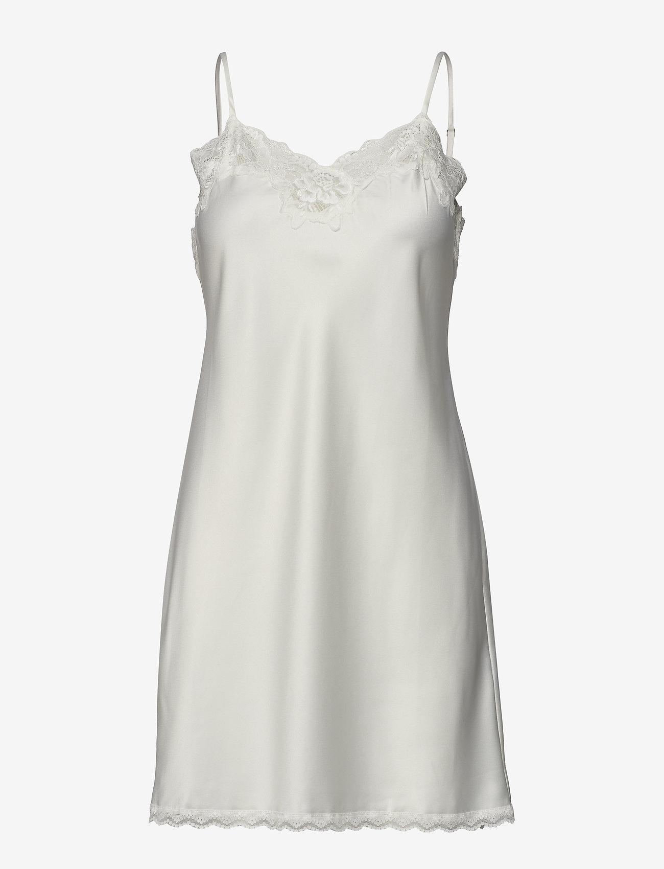 Lauren Ralph Lauren Homewear - LRL SIGNATURE LACE CHEMISE - ivory - 0
