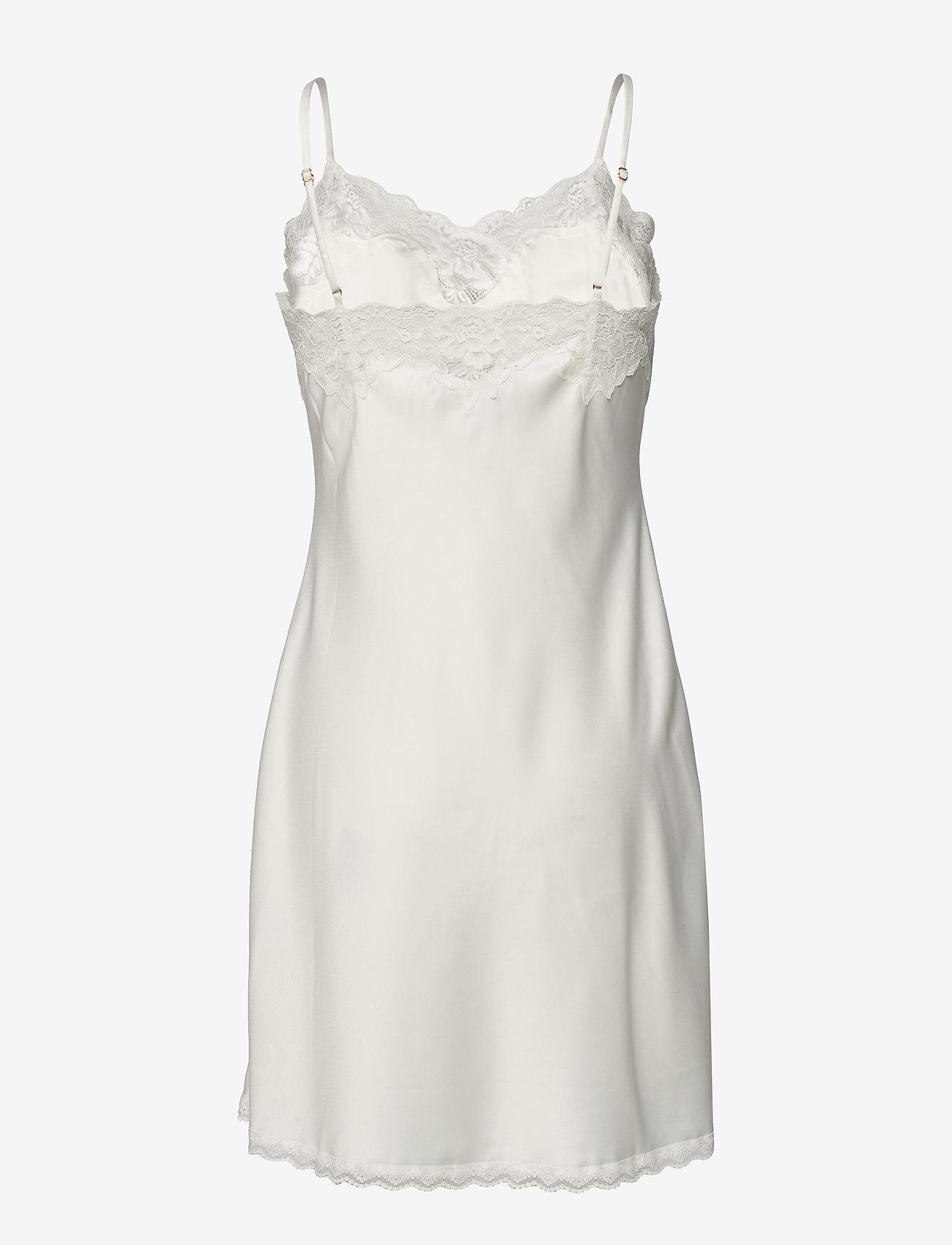 Lauren Ralph Lauren Homewear - LRL SIGNATURE LACE CHEMISE - ivory - 1
