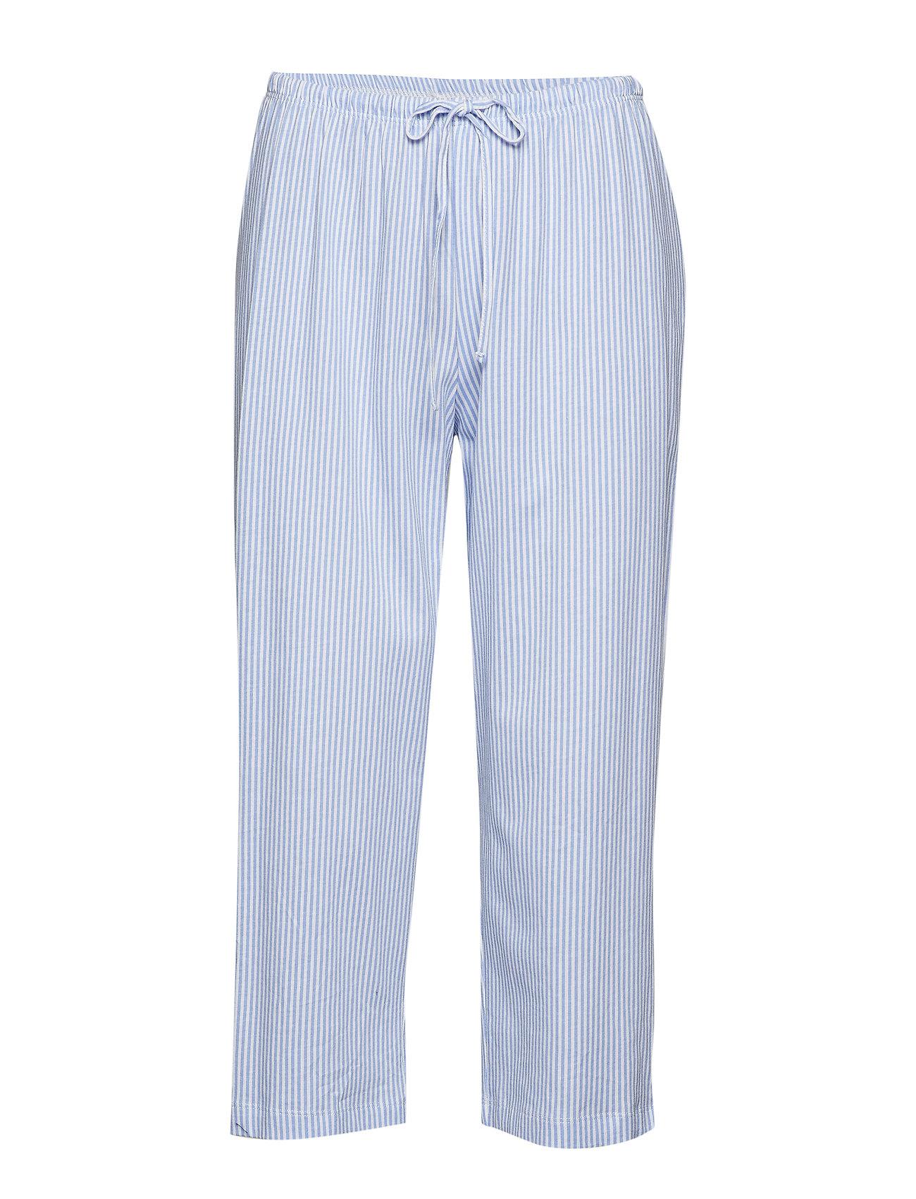 white Sl StripeLauren Notch 4 Ralph Homewear Setfrench Heritage Classic 3 Lrl Pj Blue E2DH9I