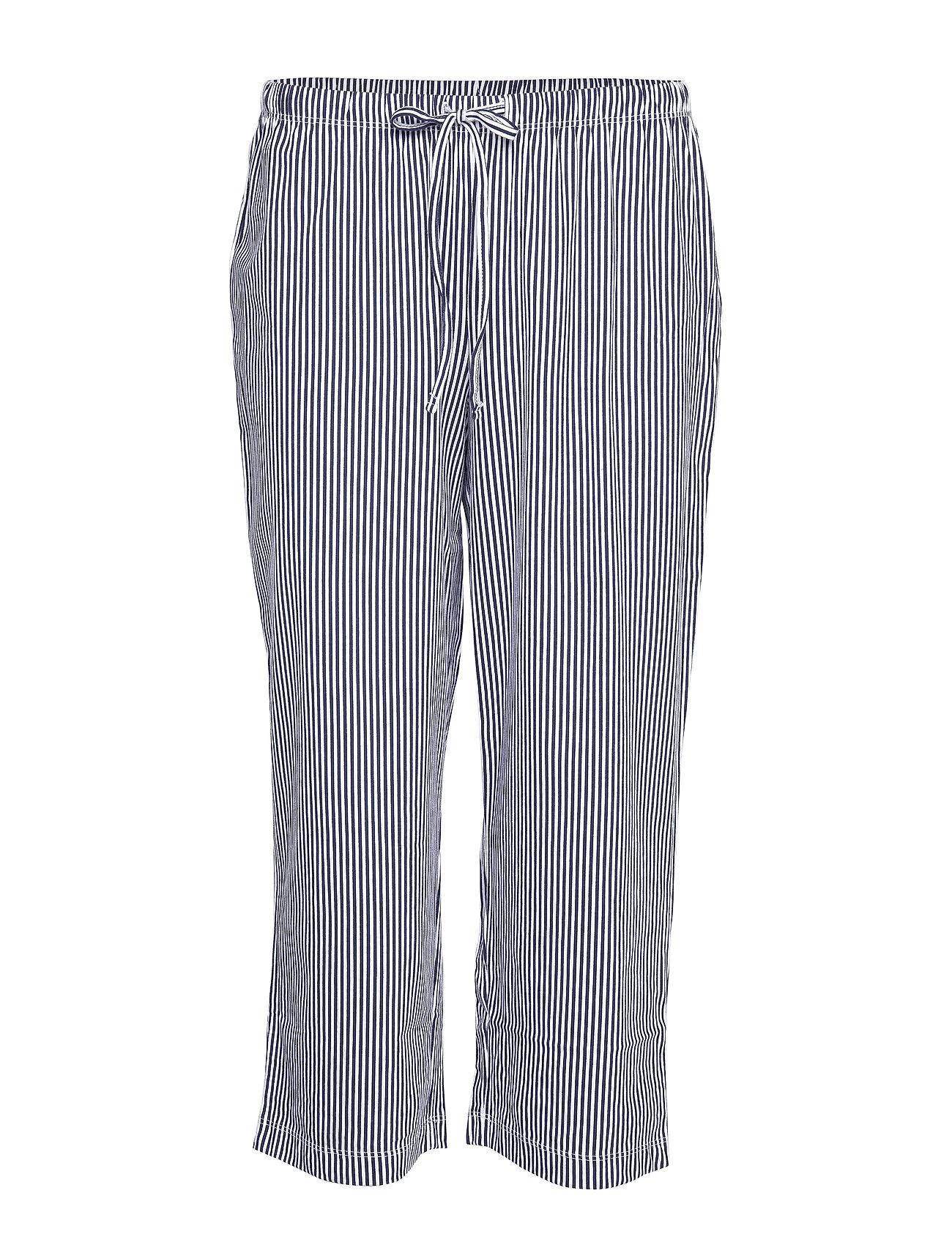 3 Sl Lrl Homewear 4 white Navy Classic StripeLauren Pj Setwindsor Heritage Ralph Notch Yy6gfbvI7