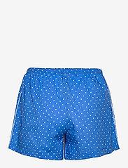 Lauren Ralph Lauren Homewear - LRL NOTCH COLLAR PJ BOXER SET S/SL - pyjamas - blue dot - 3
