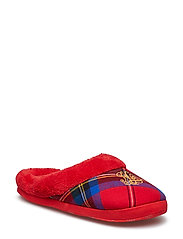 LRL SLIPPERS - RED