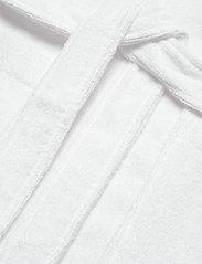 Lauren Ralph Lauren Homewear - LRL ESSENTIAL THE GREENWICH ROBE - morgenkåper - white - 4