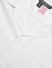 Lauren Ralph Lauren Homewear - LRL HERITAGE ESS. 3/4 SL SLEEPSHIRT - overdele - white - 2