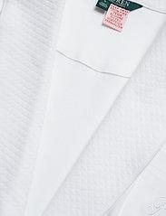 Lauren Ralph Lauren Homewear - LRL ESSENTIAL QUILTED COLLAR ROBE - badekåber - white - 2