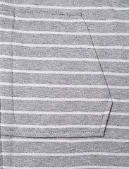 Lauren Ralph Lauren Homewear - LRL DROP SHOULDER HOODED ZIP LOUNGER - natkjoler - grey stripe - 3