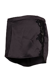 Lauren Ralph Lauren Homewear - LRL SIGNATURE LACE CAMI TOP SET - pyjama''s - black - 4