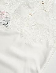 Lauren Ralph Lauren Homewear - LRL SIGNATURE LACE CAMI TOP SET - pyjamas - ivory - 7