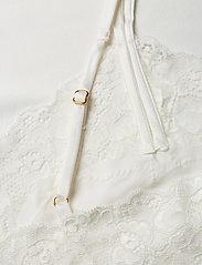 Lauren Ralph Lauren Homewear - LRL SIGNATURE LACE CHEMISE - nachtjurken - ivory - 5