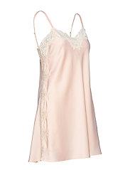 Lauren Ralph Lauren Homewear - LRL SIGNATURE LACE CHEMISE - natkjoler - pink - 3