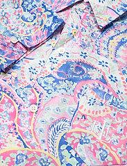 Lauren Ralph Lauren Homewear - LRL ROLL TAB HIS SLEEPSHIRT - natkjoler - multi paisley - 3
