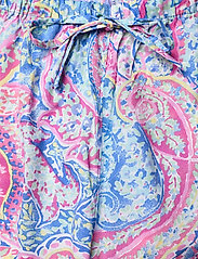 Lauren Ralph Lauren Homewear - LRL NOTCH COLLAR PJ SET 3/4 SL - pyjamas - multi paisley - 5