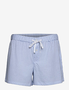 LRL SEPARATE BOXER - shorts - blue stripe