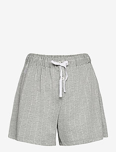 LRL SEPARATE BOXER - shorts - grey stripe