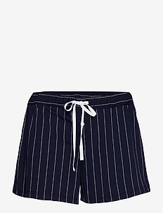LRL SEPARATE BOXER - shorts - navy stripe