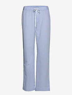 LRL SEPARATE LONG PANTS - sweatpants - blue stripe