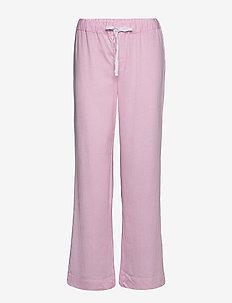 LRL SEPARATE LONG PANTS - underdeler - pink stripe