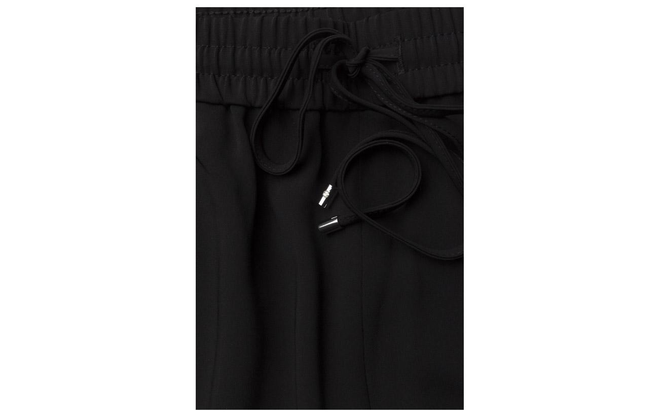 42 58 Lin Lauren Cady Viscose Black pant Ralph Polo stripe Luxe W vwnw8z7Hq