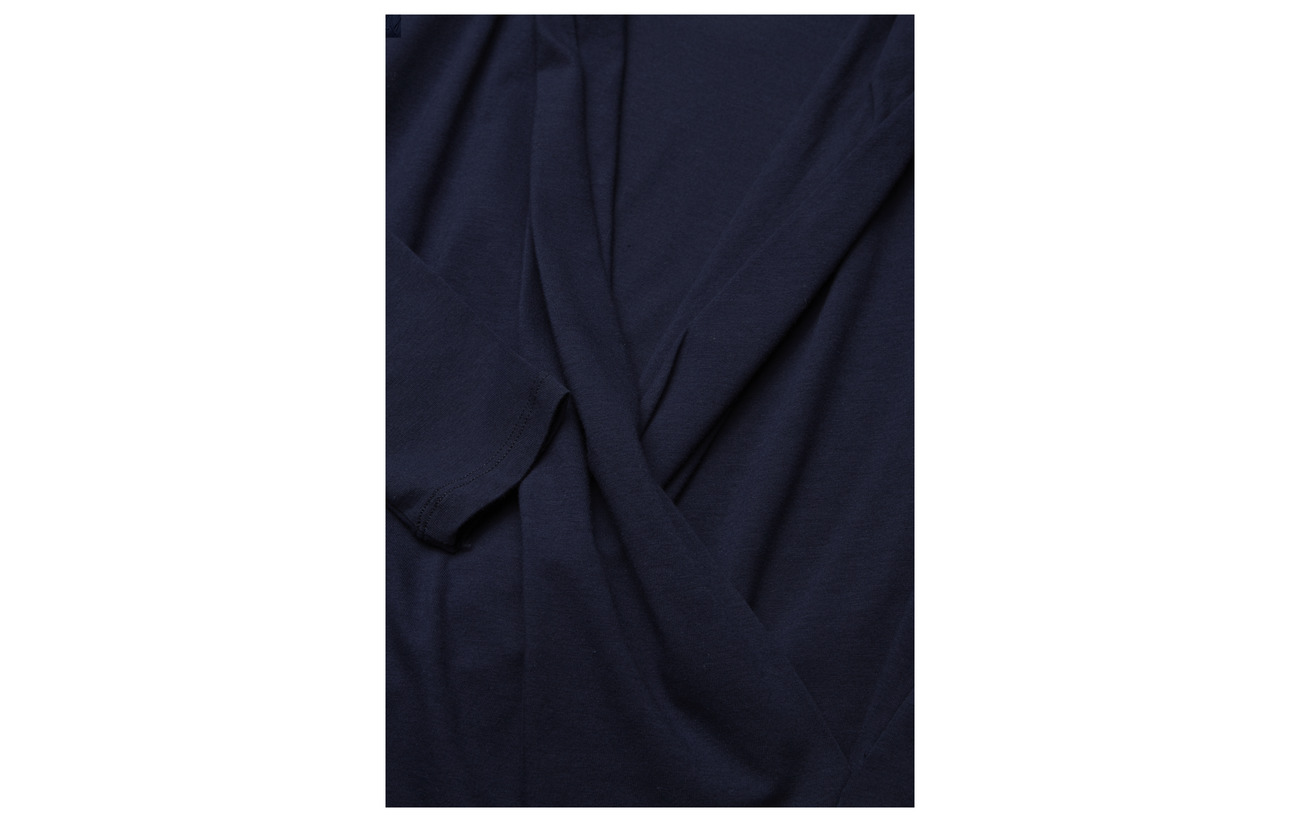 32 Jersey Modale top Stretch Luxe 18 Ralph Nylon Lauren Navy 50 Coton gq48xtwU