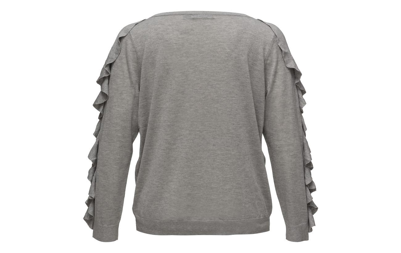 33 42 25 Ruffled Ralph Soie blend Polyester Modale Admiral Lauren Green Sweater Silk 1zwqgqB