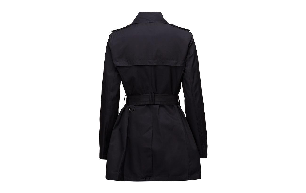 Coton synthetic Navy 57 43 Polyester Coat Dark Ralph Cotton Nylon Lauren 1WqgBS1H8