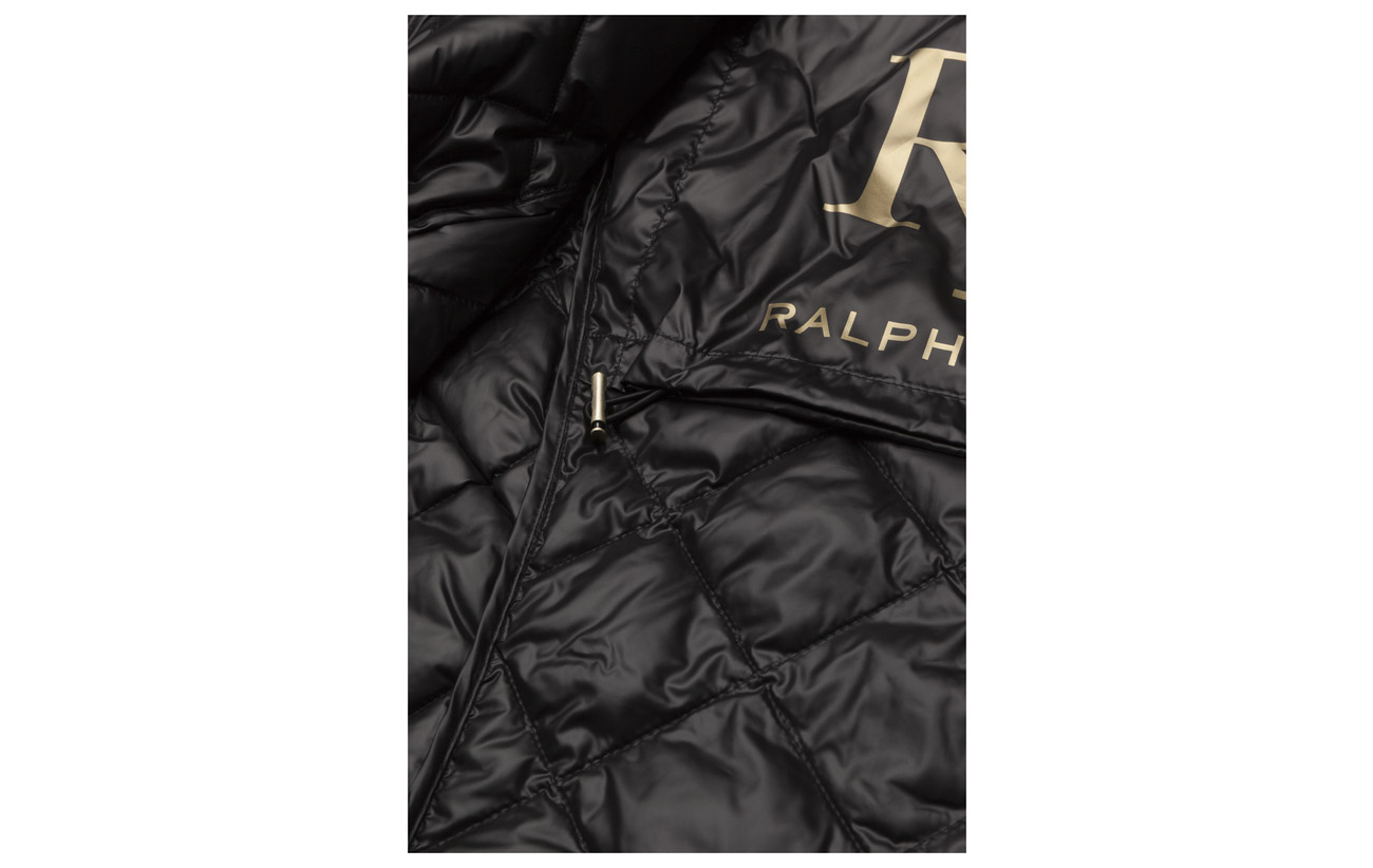 Ralph Polyester Removable Lauren 100 Hd packble Pearl Sheen Black FSCxnCqfw