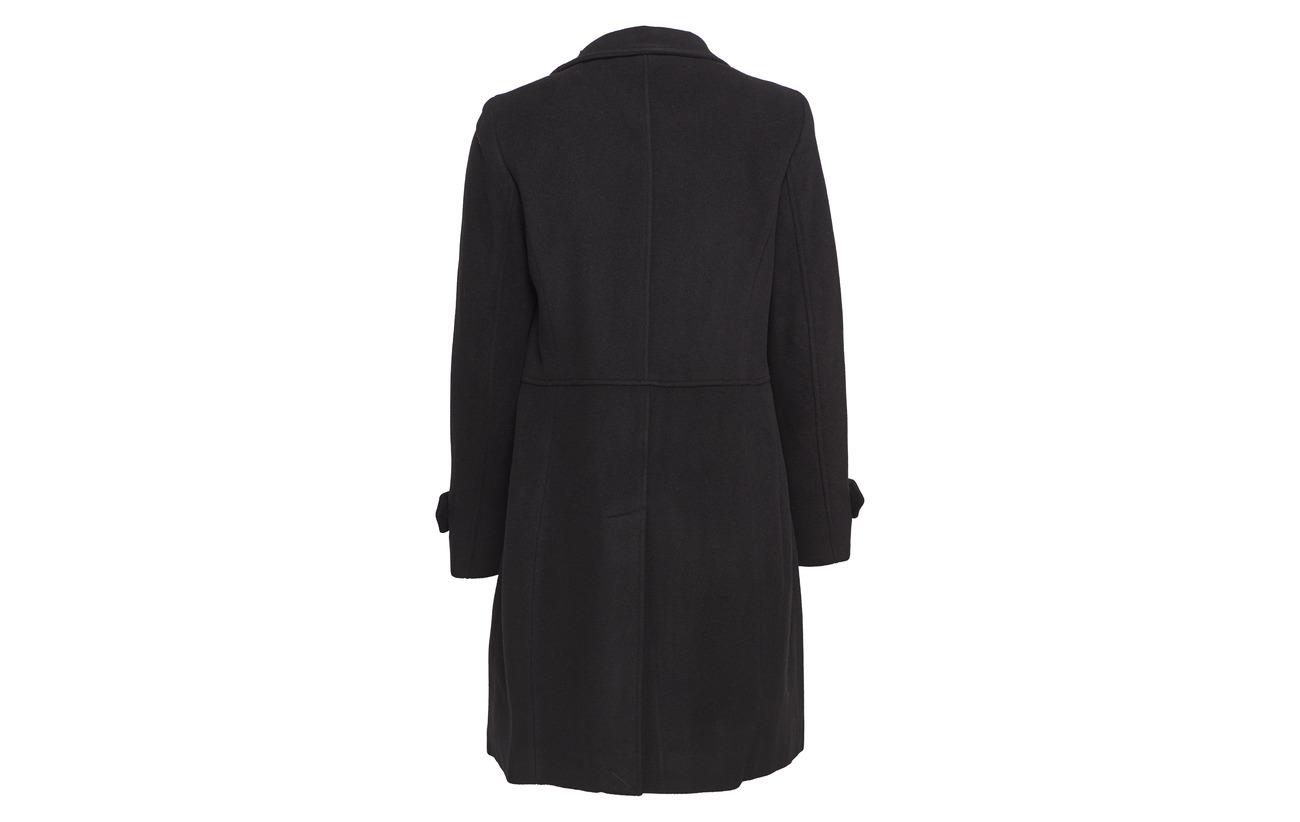 70 10 Lauren Scarlet blend Laine Ralph 20 Cachemire Wool Nylon Coat n47wqSxp4