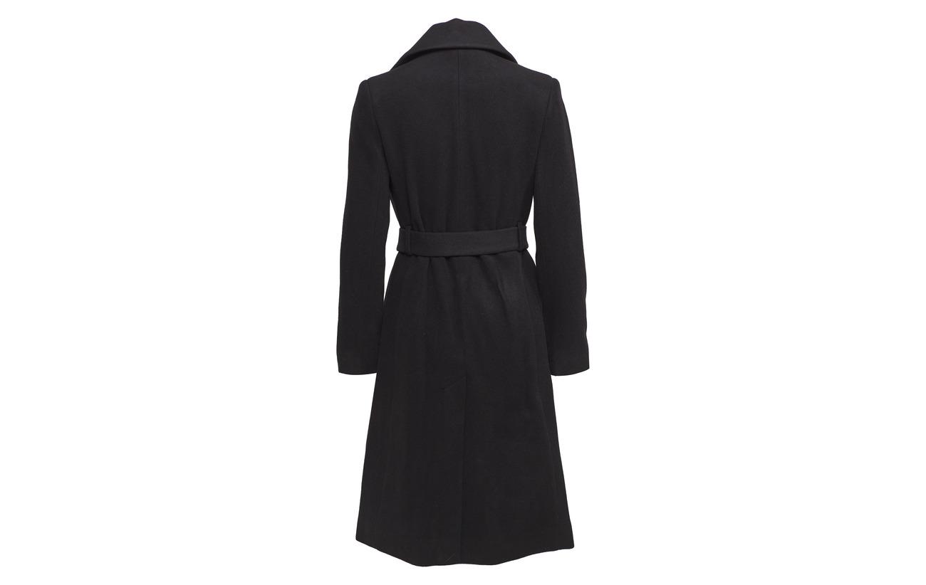 Nylon Wool solid Cashmere Lauren 20 Black Blend Laine 70 10 Wrap Cachemire Ralph vII5AqwU