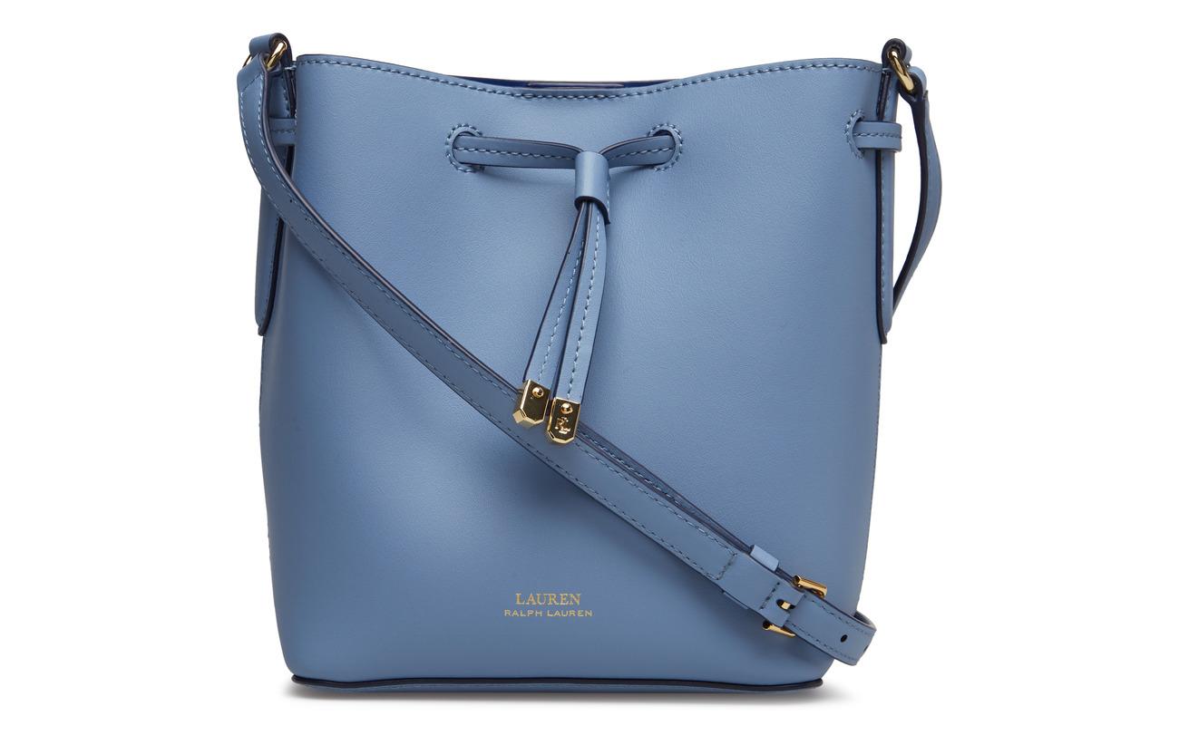 Cowleather Ralph cosmic Blue Drawstring Ii 100 Mini Leather Bag Lauren Debby Mist Zqw64dPP