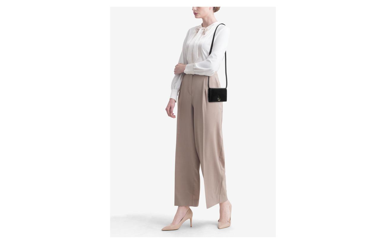 Cowleather Crossbody Ralph Bag 100 Merlot Lauren Saffiano Leather q1T0xq4F