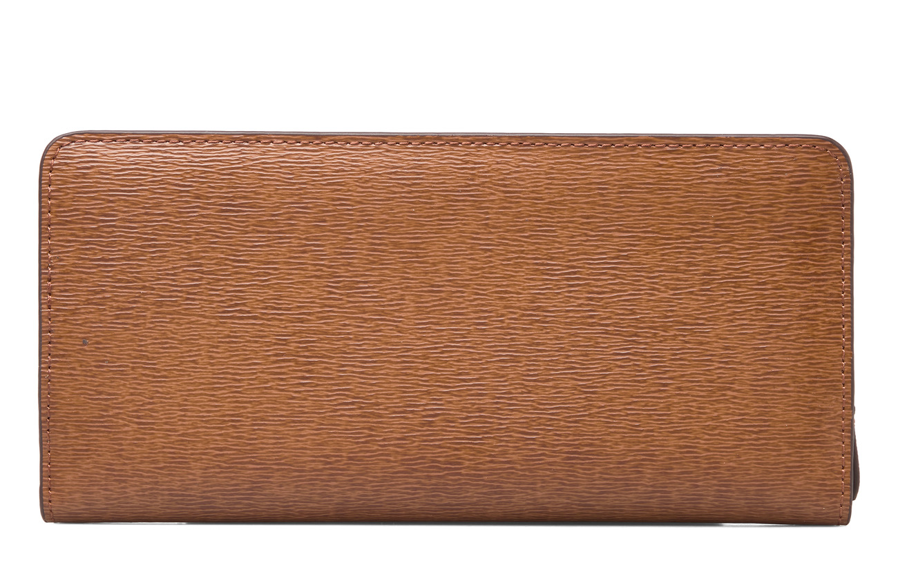 Ralph Wallet Cowleather Leather 100 Tan Large Lauren Fdx1z4qwF
