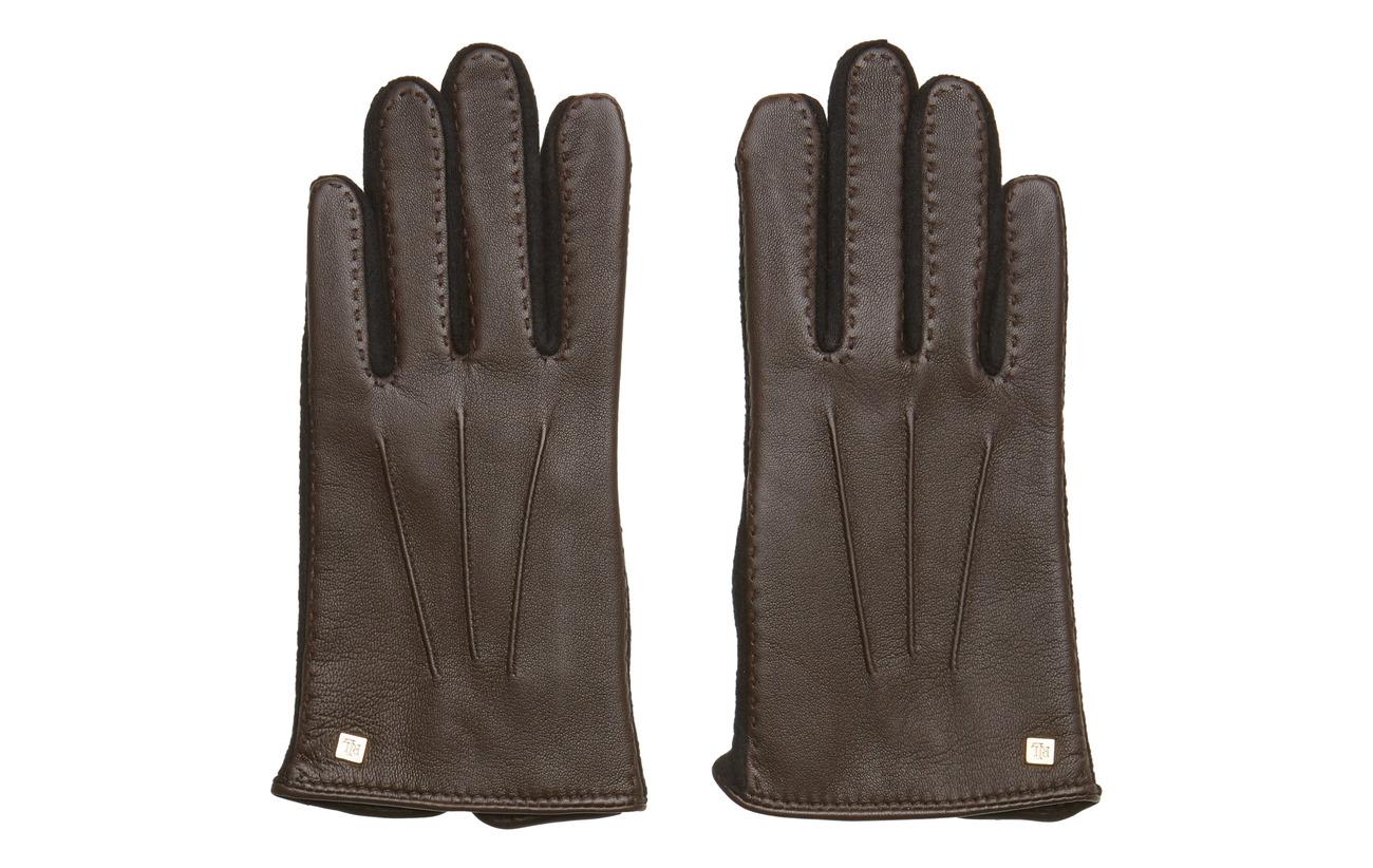 Touch DrivebrownLauren Leather hybrid Ralph 1KJFcl