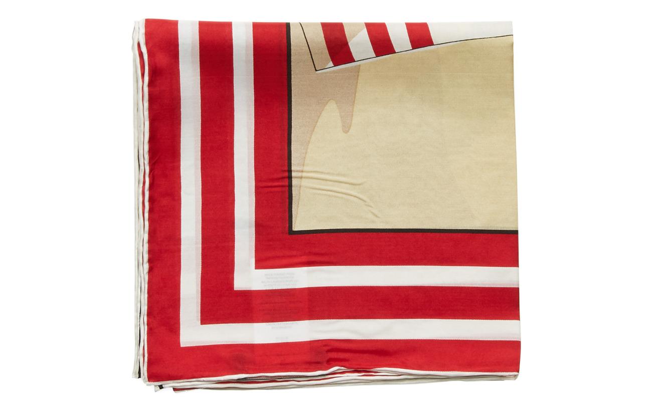 Silk Ralph Larisa Larisa Larisa Ralph Silk ScarfgeraniumLauren ScarfgeraniumLauren Silk OnP0wk