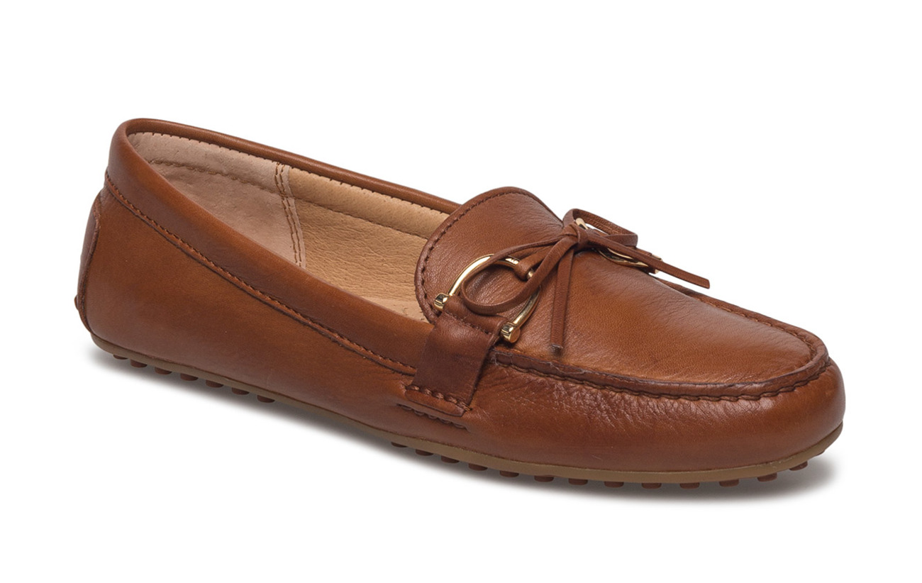 Lauren Ralph Lauren Briley Leather Loafer