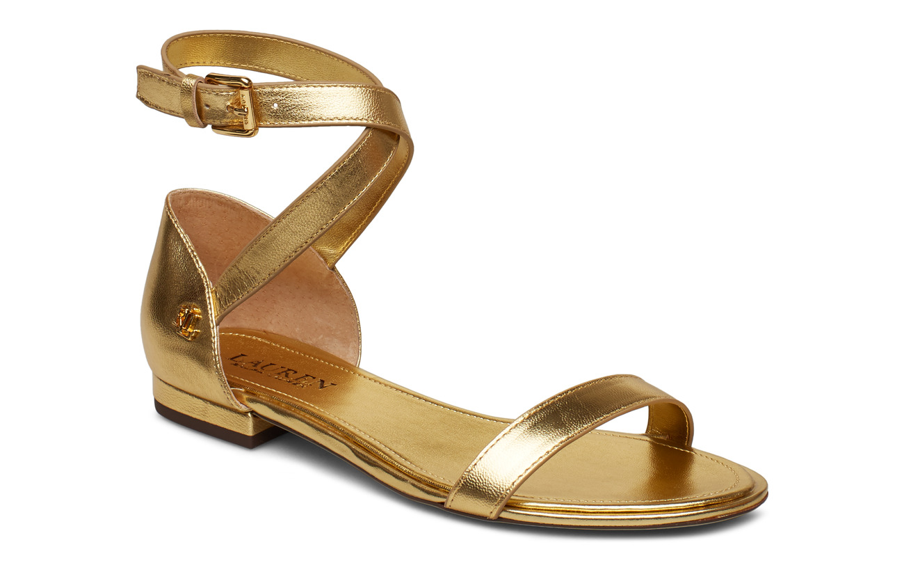 Lauren Ralph Lauren Davison Leather Sandal