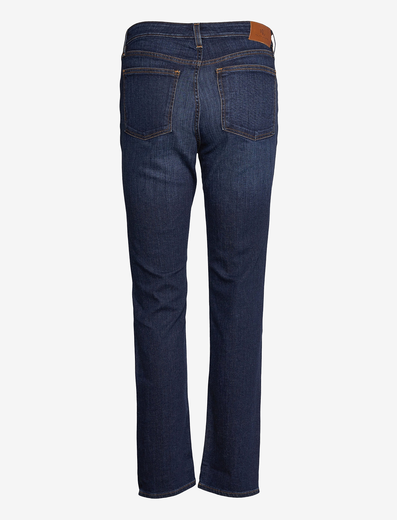 Lauren Ralph Lauren - Premier Straight Jean - straight jeans - deep royal wash d - 1