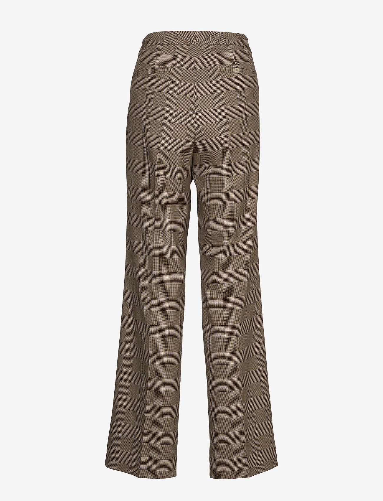 Refined Suiting-str-pnt (Brown/tan Multi) - Lauren Ralph Lauren nyh8Mg