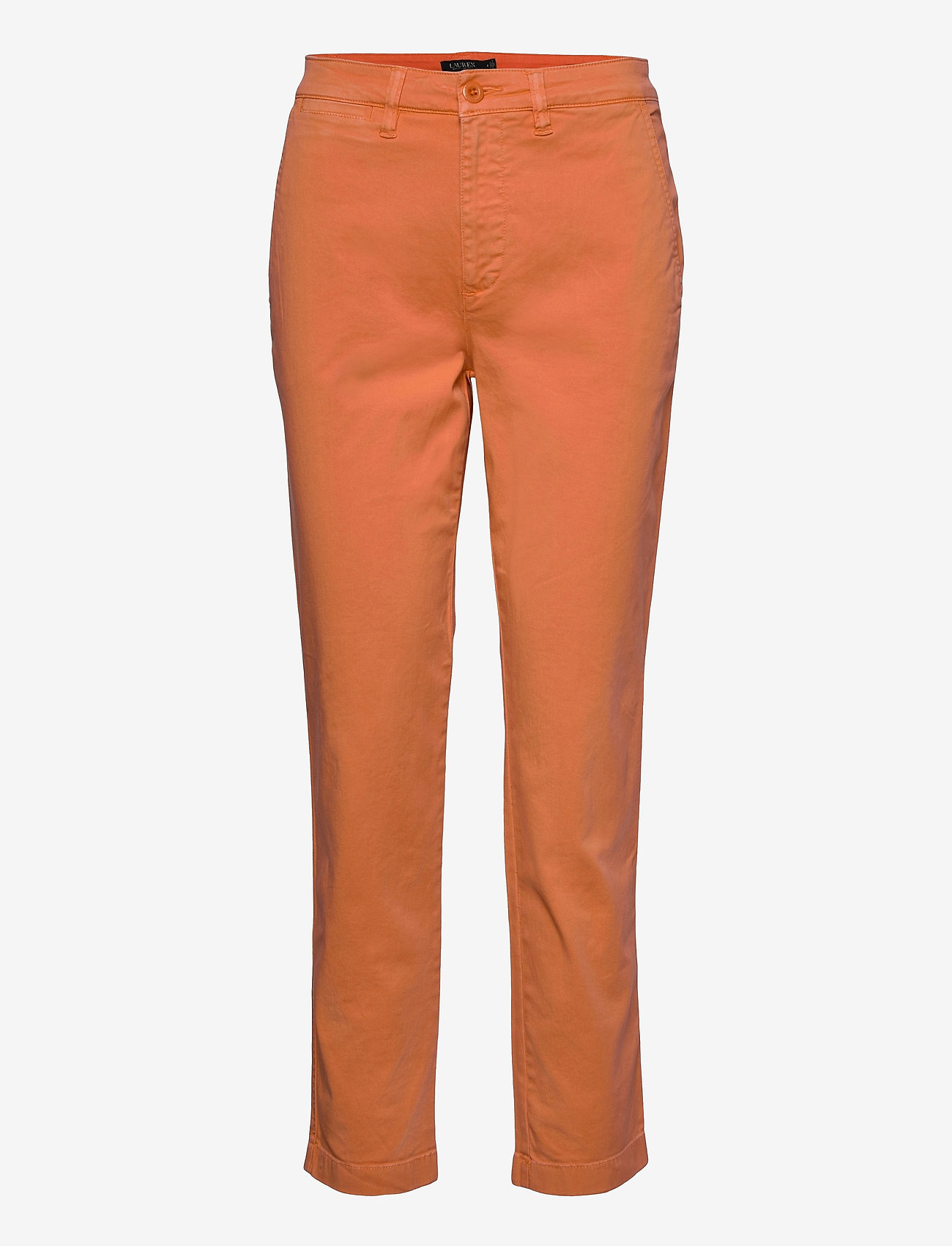 Lauren Ralph Lauren - Slim Fit Stretch Chino Pant - chinos - shell coral - 1