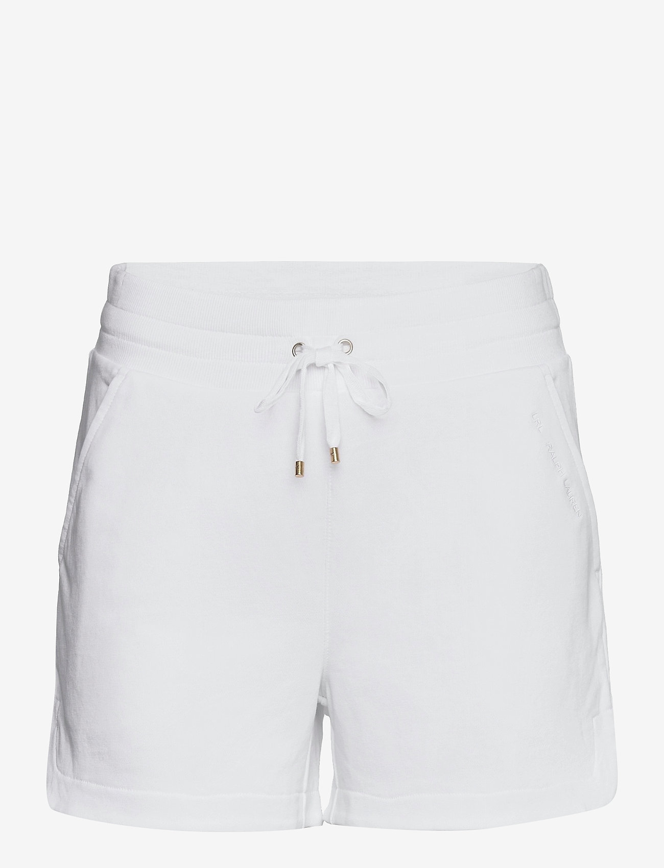 Lauren Ralph Lauren - French Terry Short - shorts casual - white - 0