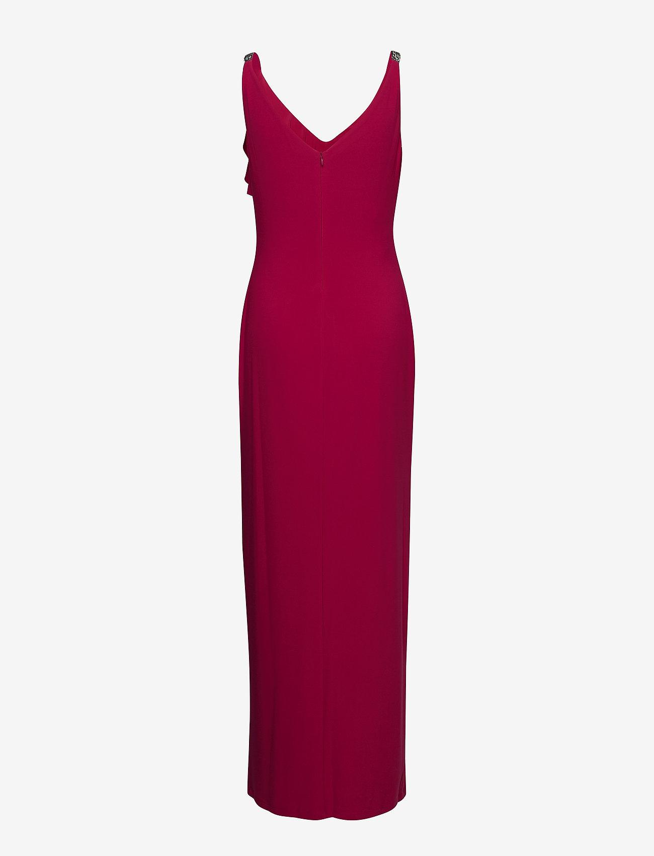 Voriana-sleeveless-evening Dress (Bright Orchid) - Lauren Ralph Lauren z5xDvn