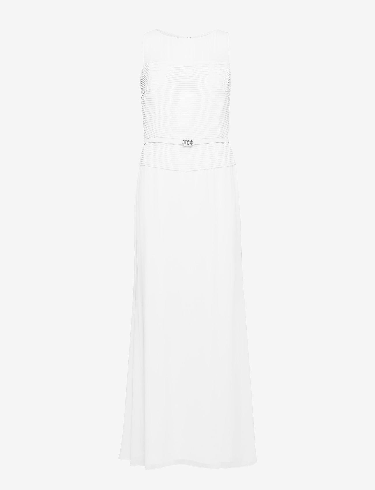Lauren Ralph Lauren - Georgette Sleeveless Gown - maksimekot - cashew