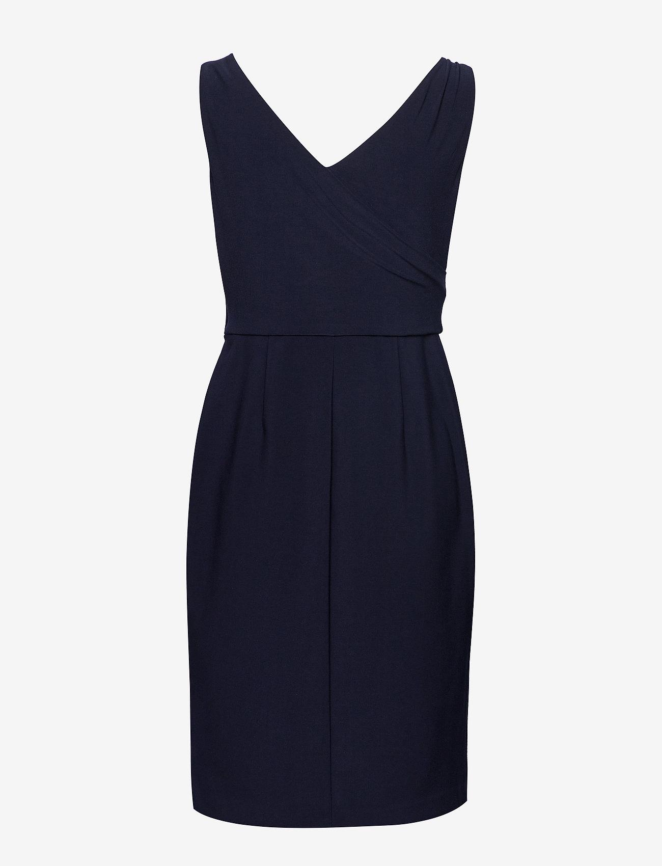 Jersey Cocktail Dress (Lighthouse Navy) - Lauren Ralph Lauren gSjXiB