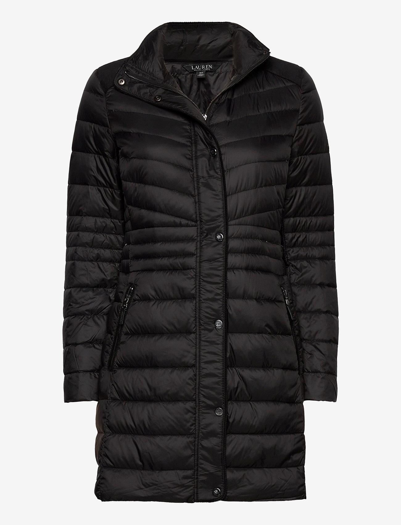 Lauren Ralph Lauren - Quilted Down Jacket - black - 1