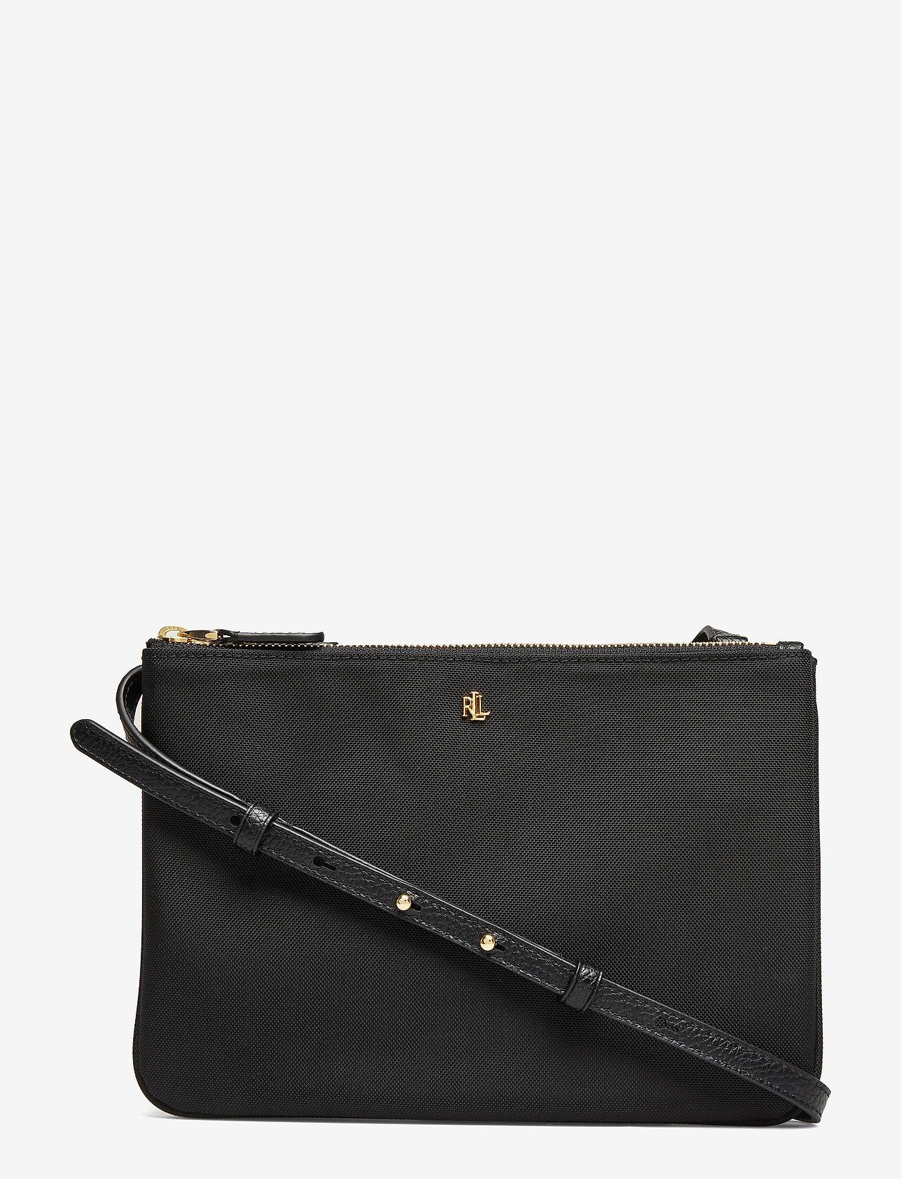 Lauren Ralph Lauren - Nylon Carter Crossbody - crossbody bags - black - 0