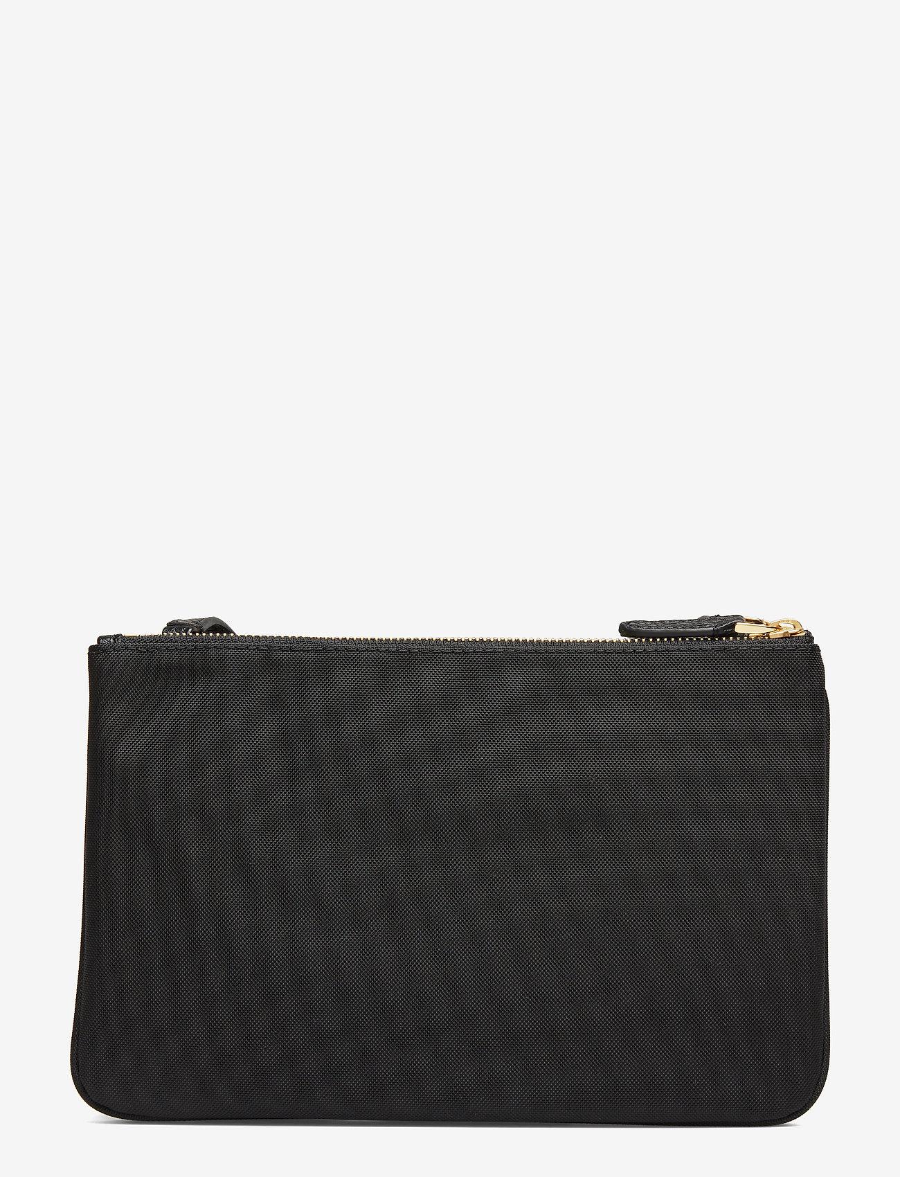 Lauren Ralph Lauren - Nylon Carter Crossbody - crossbody bags - black - 1