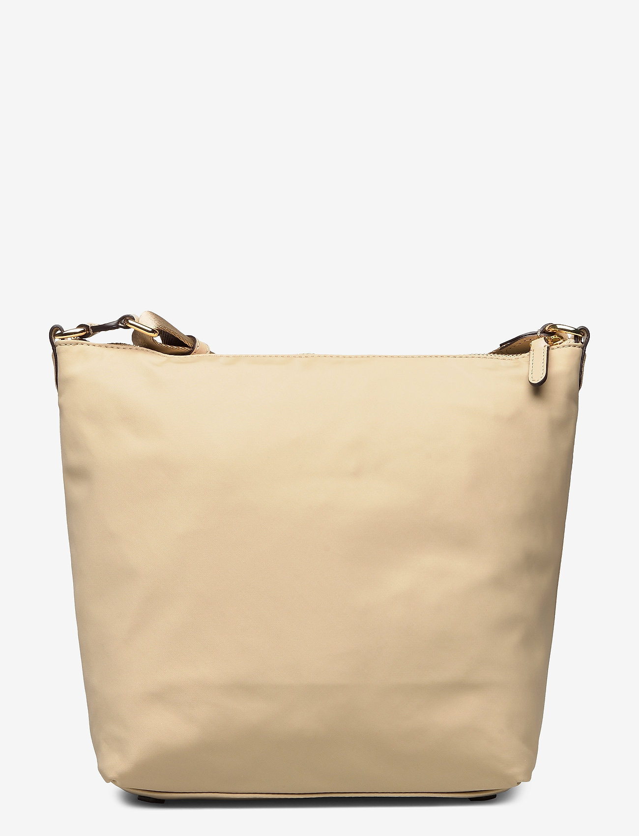 Lauren Ralph Lauren - Nylon Medium Parson Bag - skuldertasker - birch tan - 1