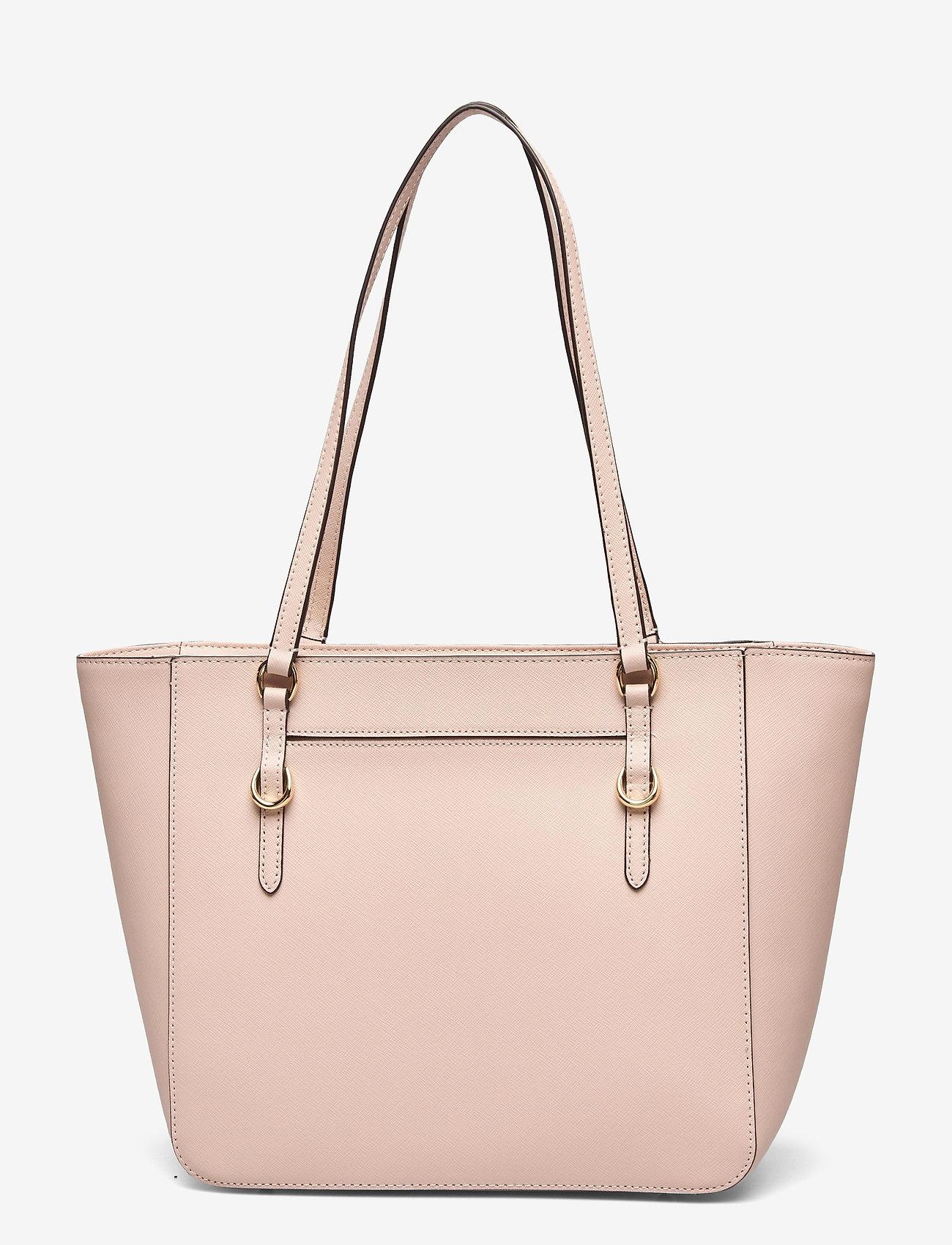 Lauren Ralph Lauren - Leather Medium Shopper - shoppere - ballet pink - 1