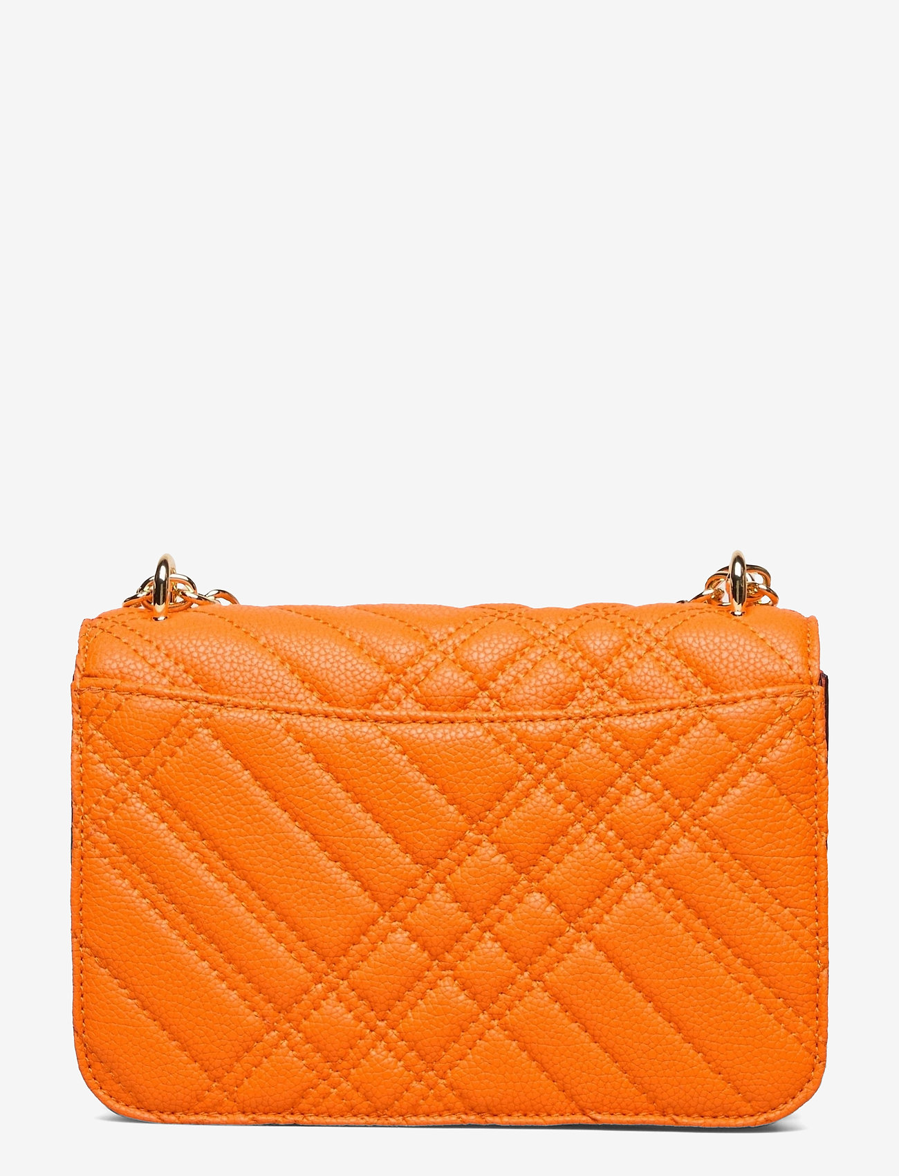 Lauren Ralph Lauren - Plaid Quilted Madison Crossbody Bag - crossbody bags - nautical orange - 1