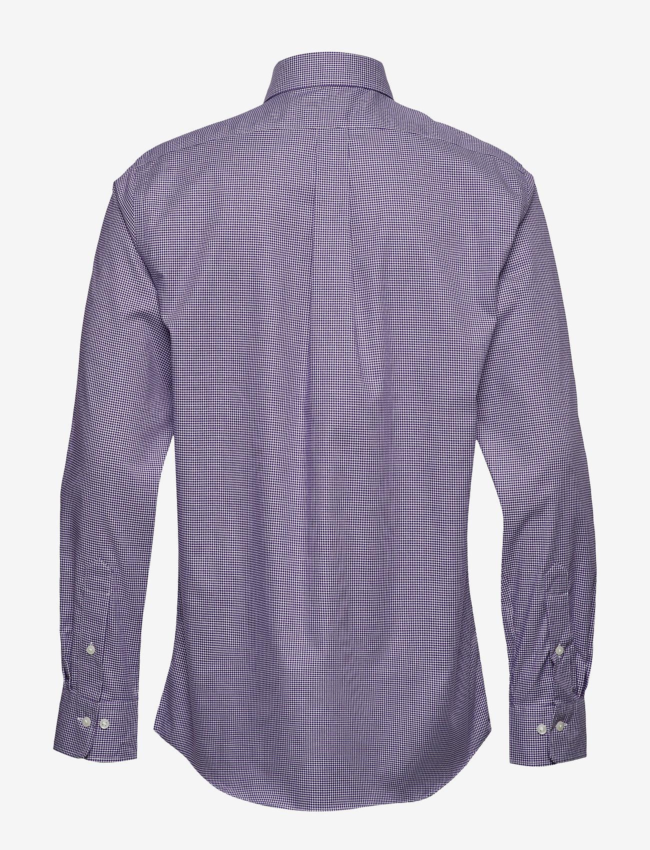 Ft Bd Lo Nk-dress Shirt (5525a Royal Purpl) (419.40 kr) - Lauren Ralph Lauren