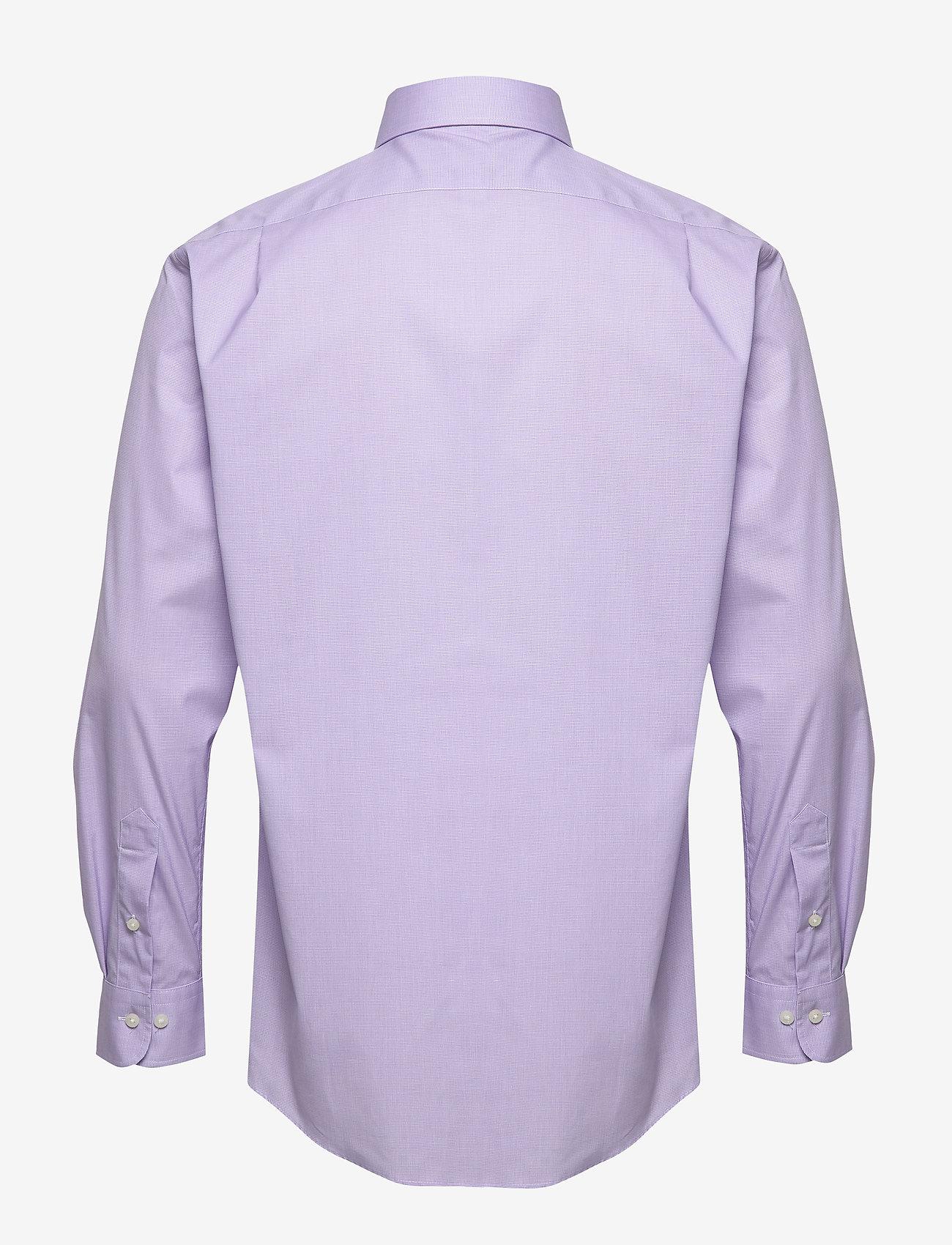 Ft Wrrn Nk-dress Shirt (5546a Lilac/white) (419.40 kr) - Lauren Ralph Lauren